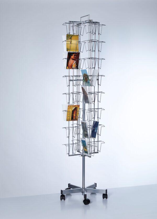 PC.A5.56 - A5-formaat kaartenmolen - Buyck Displays