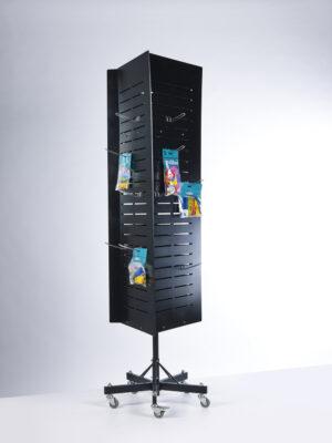 houten display voor haken - buyck displays - PW0850