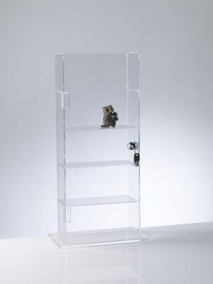 PD015-Buyck Displays-PLEXIGLAS VITRINEKASTJE VOOR OP TOONBANK, TAFEL OF KAST