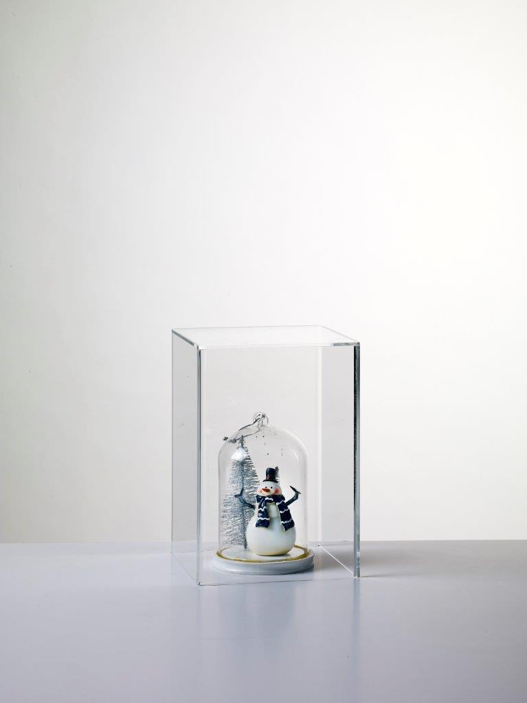 Cubes en acrylique