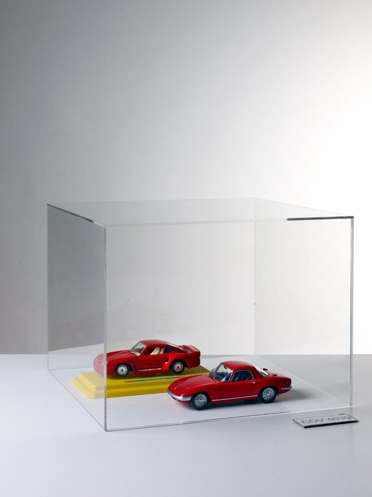 Acrylic displays