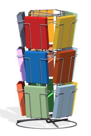 PC-415-Buyck Displays-Toonbankdisplay voor postkaarten