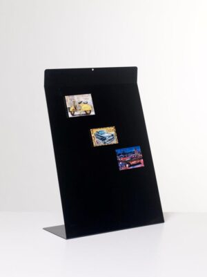 MP040-Buyck Displays-TOONBANKDISPLAY IN METAAL VOOR MAGNETEN